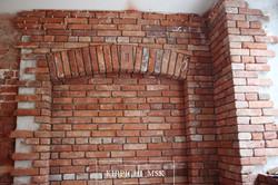 Лофт интерьер кирпичная стена