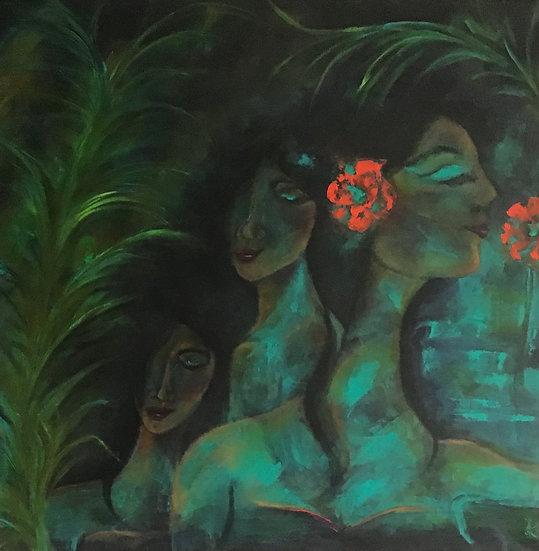 Hawaiian Sisterhood