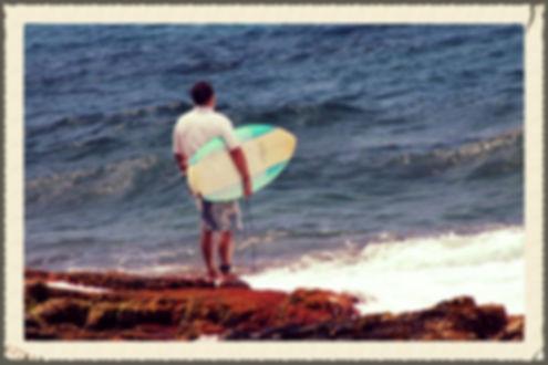 Steve Hashi Surfing 2