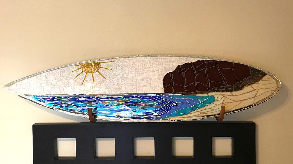 Polihale mosaic board