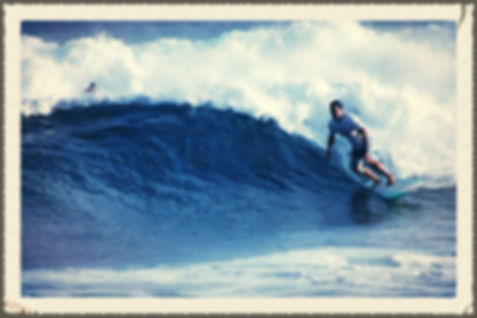 Steve Hashi Surfing 1