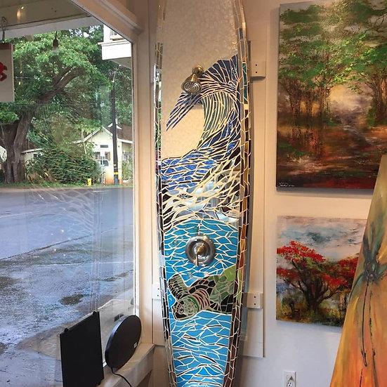 Honu Outdoor Surfboard Shower
