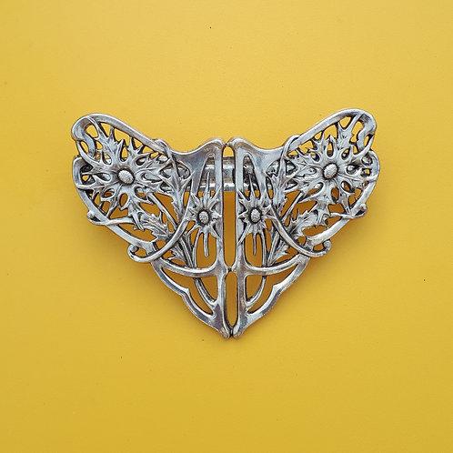 Triangle fleuri