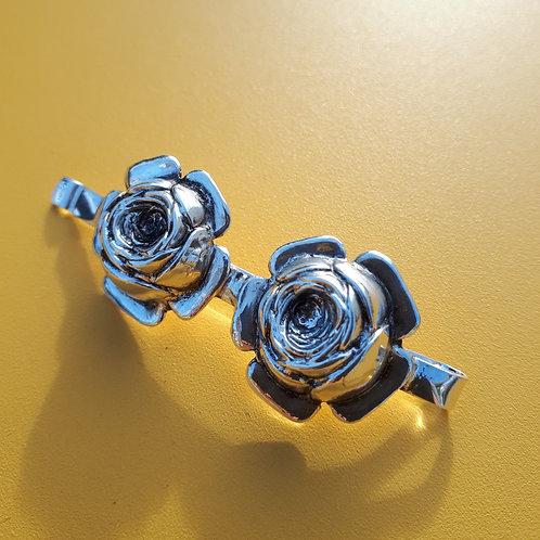 Pince Duo de roses