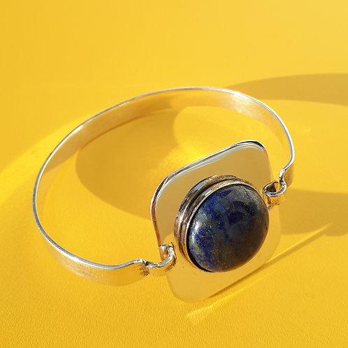 Le rond (lapis lazuli)