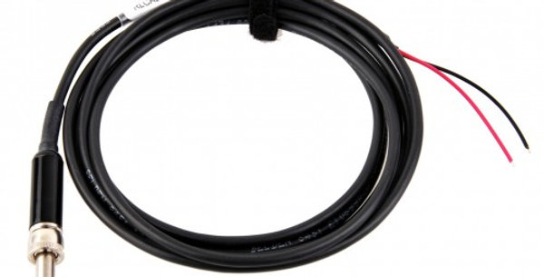 Unterminated Power Supply Cable