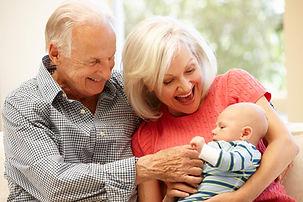 BabyShiatsu Kurse für Großeltern