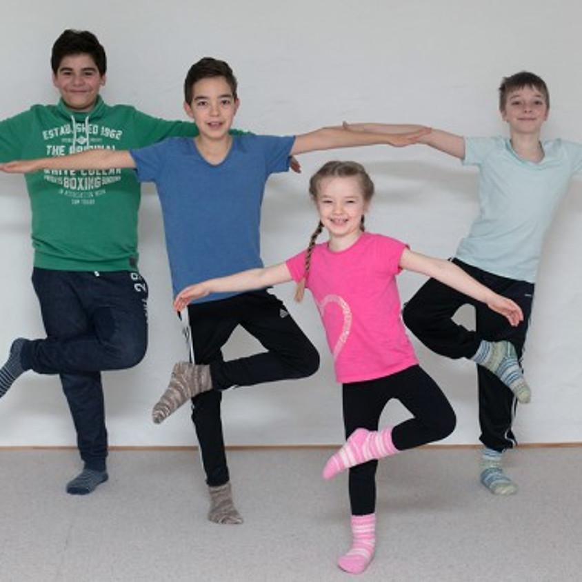 """""""Aufrecht durchs Leben - Kinder in Balance"""""""