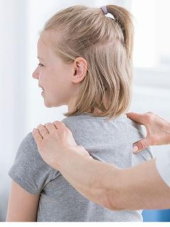 KinderShiatsu entspannt den Rücken