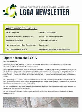 Geospatial Newsletter