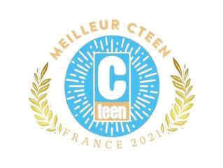 Élu Meilleur Cteen de France...