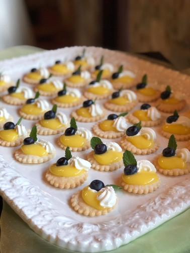 Lemon Tarlets