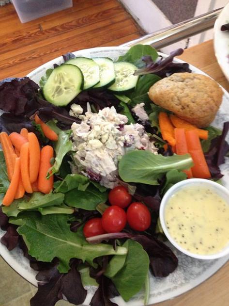 Chicken Salad Entree