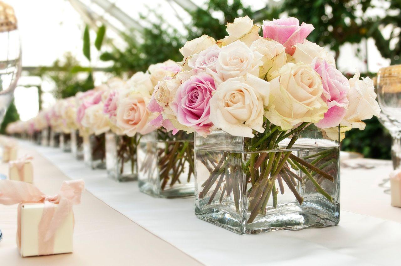 Rose Assortment in Vases