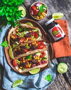 D,S Veggie Tacos