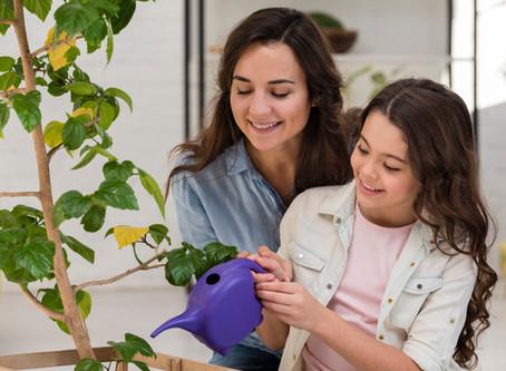 Mente sã na quarentena: Cuidar de plantas virou passatempo!