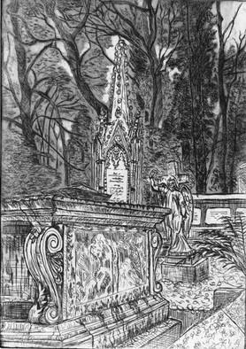 Highgate Cemetery 4