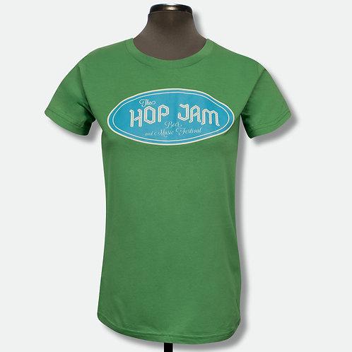 GREEN HOP JAM SHIRT