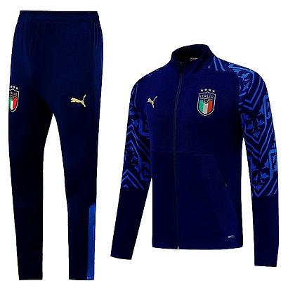 Tuta *Classic* Italia - Blue/Navy