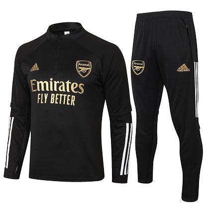 Tuta Training Arsenal 2021 - Black