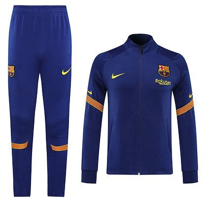 Tuta Rappresentanza Barcellona - Blue