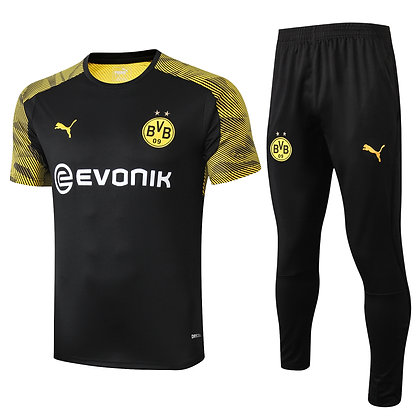 Set Training Borussia Dortmund - Black