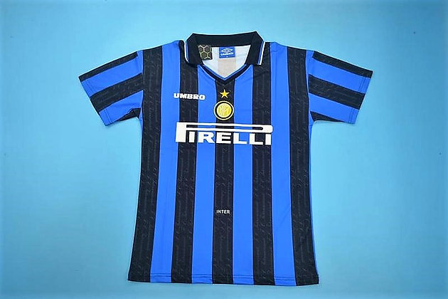 Divisa Storica Inter Home 97-98