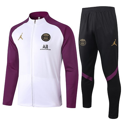 Tuta Sportswear PSG Jordan 2021 - Purple/Black