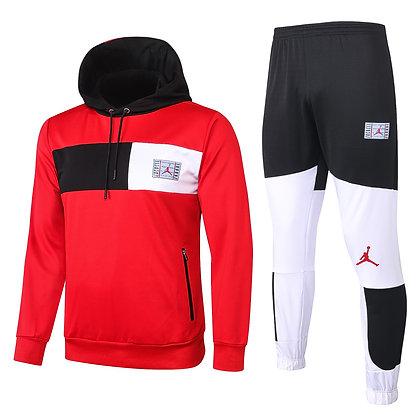 Tuta Jumpman Jordan - Red/Black