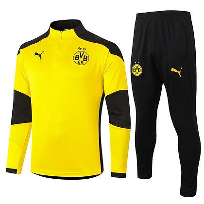 Tuta Training Borussia Dortmund 2021 - Yellow / Black