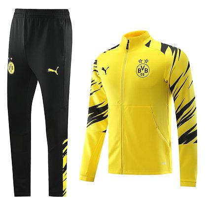 Tuta Rappresentanza Borussia Dortmund 2021 - Yellow/Black