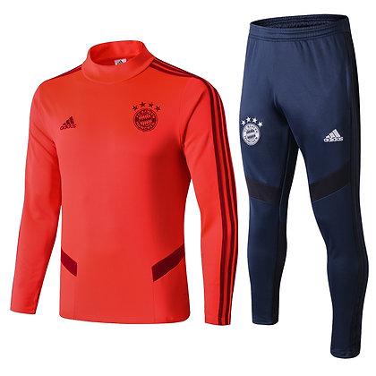 Tuta Training Bayern Monaco - Red/Navy
