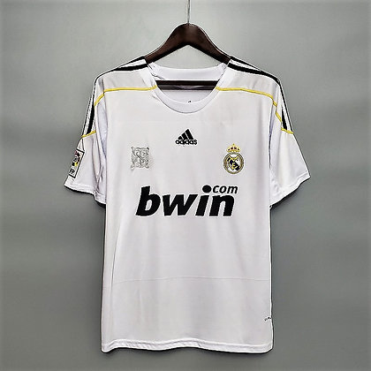 Maglia Storica Real Madrid Home  09-10