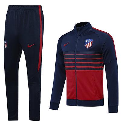 Tuta Rappresentanza Atletico Madrid - Red/Navy