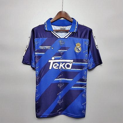 Divisa Storica Real Madrid Away 94-95