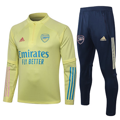 Tuta Training Arsenal 2021 - Yellow