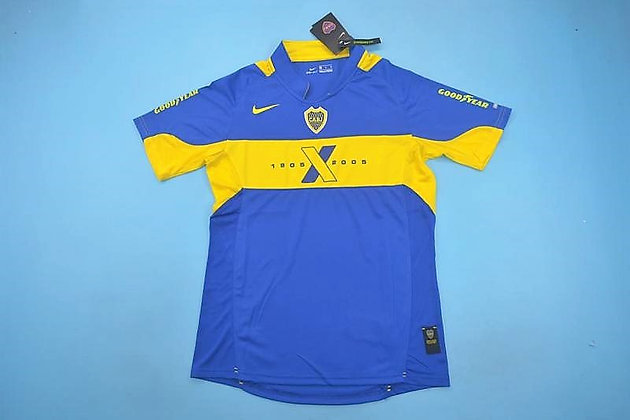 Maglia Storica Boca Juniors Home 2005