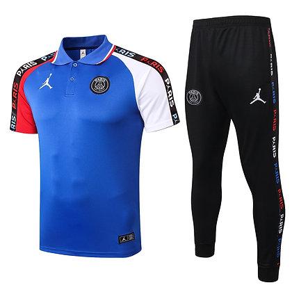 Set Polo PSG Jordan - *Sauvage* - France Color