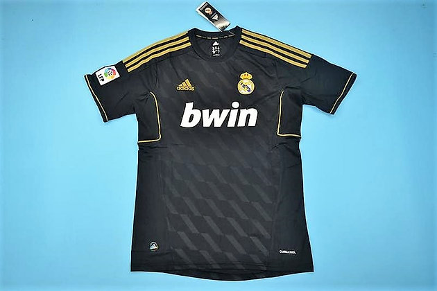 Maglia Storica Real Madrid Away 11-12