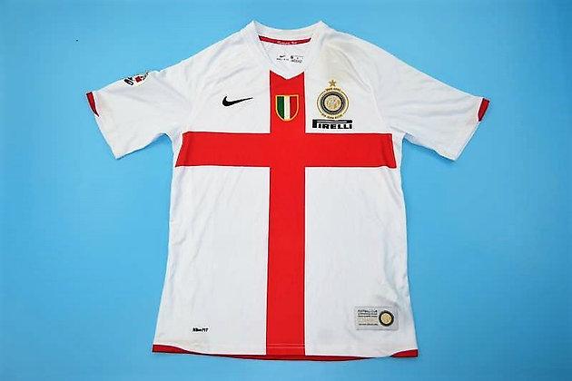 Maglia Storica Inter Away 07-08 Centenario