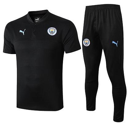 Set Polo Manchester City - Black