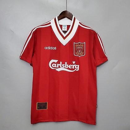 Maglia Storica Liverpool Home 95/96