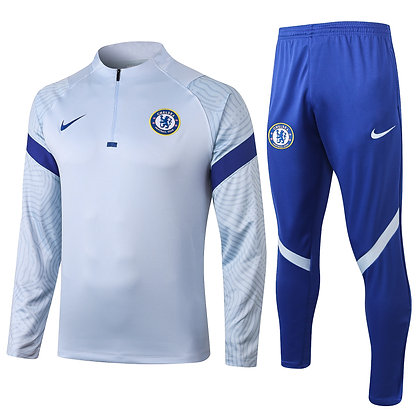Tuta Training Chelsea 2021 - Blue / White