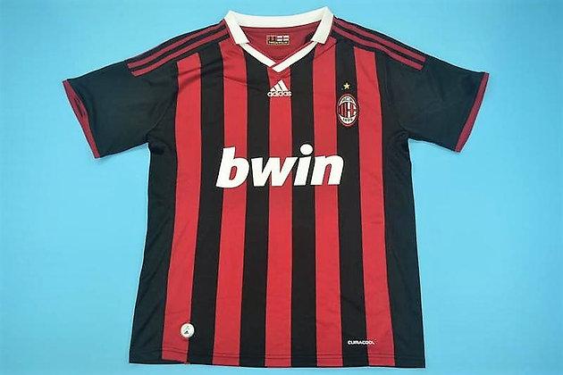 Maglia Storica Milan Home 09-10