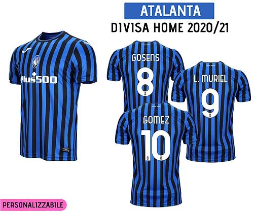 Divisa Home Atalanta 20/21