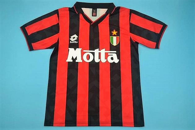 Maglia Storica Milan Home 93-94
