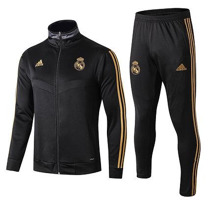 Tuta Rappresentanza Bambino Real Madrid - Black