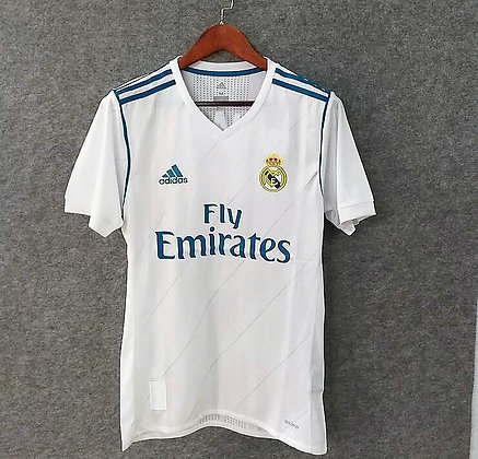 Maglia Storica Real Madrid Home 17-18 UCL Final