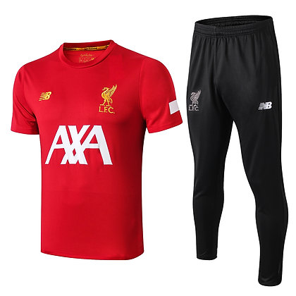 Set Training Liverpool - Red/Black
