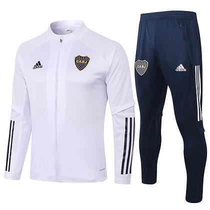 Tuta Rappresentanza 2020 Boca Juniors - White/Navy